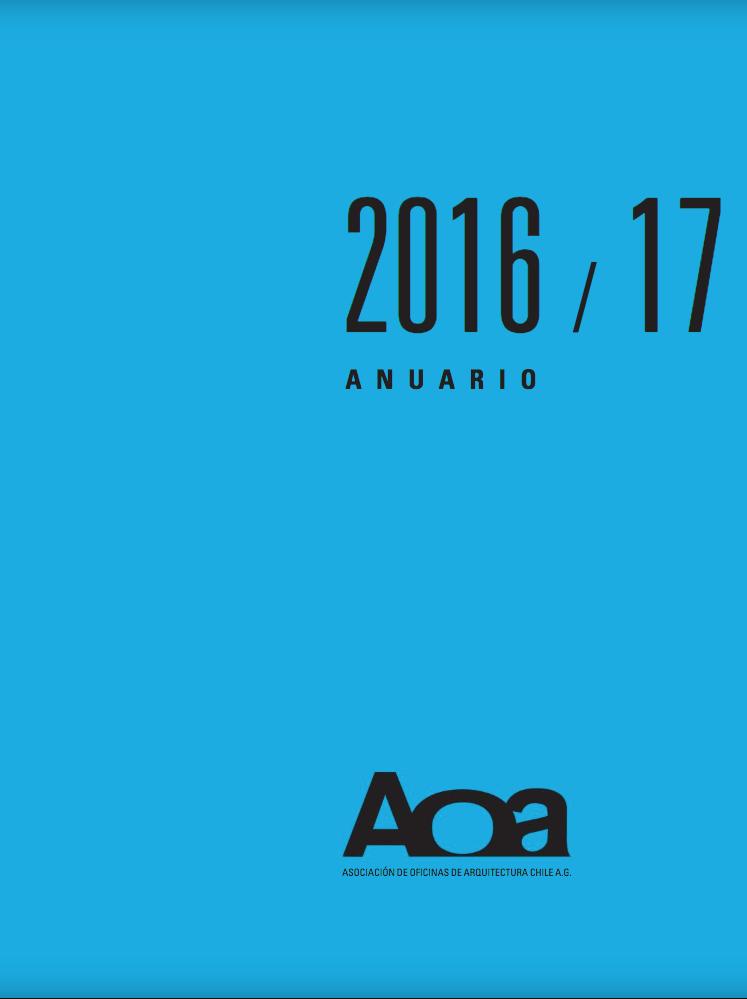 ANUARIO AOA 2016 / 2017